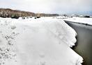 雪捨て場満杯、除雪業者が不満の声