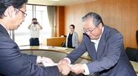 森田小、2校に分割 殿下小中、隣接校へ統合 福井市学校規模適正化検討委 教育長に8案答申