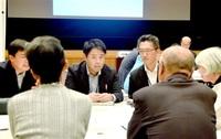 核のごみ最終処分 候補地選定 透明に 敦賀で説明会 市民ら25人対話