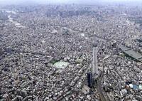 東京で57人感染、7人死亡
