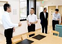 児童福祉「子ども目線で」 知事 福井の養護施設視察