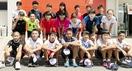 陸上全国上位へ小学生22人闘志