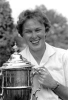 1961年に全米女子オープンで優勝したミッキー・ライトさん(AP=共同)