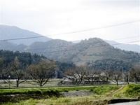 石山城跡(おおい町) 佐分利川流域を一望 ふくいの山城へいざ(66)