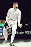 フェンシング男女エペのW杯が12~14日、カナダとアルゼンチンでそれぞれ開かれる。五輪レース団体戦最終戦で、見延和靖(写真)、佐藤希望がメンバーの男女日本が五輪出場権を獲得するのは、韓国の成績状況次第という厳しい状況になっている