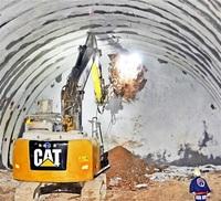 全12トンネル貫通 つながる北陸新幹線 金沢―敦賀 「深山」敦賀の掘削完了 開業向け工事加速