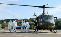 島根原発、3日間の防災訓練終了