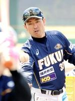 8年にわたり福井を支えた織田一生野手チーフコーチ