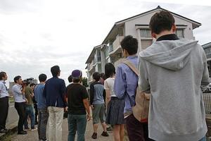 価値観の異なる若者たちが「ゆるい移住」に集まった=福井県鯖江市