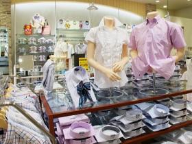 創業60年のシャツ専門店