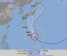 台風19号、福井に12日最接近