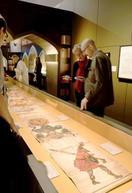 大英図書館でハリポタ特別展