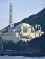 高速増殖原型炉「もんじゅ」=19日、福井県敦賀市