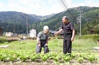 70歳オーバーの4世帯9人が暮らす町「現状維持で精一杯」 限界集落の現実と挑戦【地域のいま・みらい~衆院選ふくい】