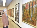 具象派「示現会」絵画の大作72点 県立美術館で…