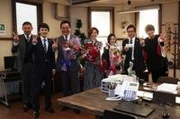 """米倉涼子、""""群れない女""""役から一転、""""仲間""""に囲まれ撮了「勉強になりました」"""