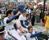 被災地と共に戦った日々 がんばろうKOBE 平成プロ野球史(19)