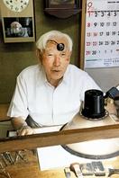 日本記録持つ99歳の時計修理職人