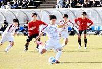 丸岡高校がプリンスリーグ初優勝