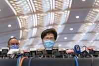 香港選挙委員会、民主派ゼロに