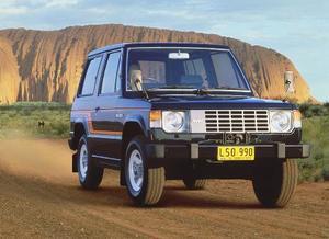 1982年発売の初代「パジェロ」