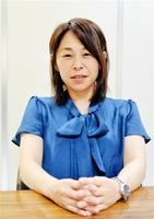 福井県警選抜捜査班「SWING」係長 堀知子さん