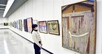 勤労者の力作絵画や書269点 福井で県美術展