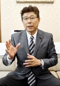 高木毅 衆院議運委員長に聞く 公正公平を旨に運営 議論促し結論見いだす