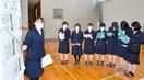 大野高生、探究学習の成果発表