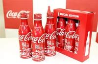 地域限定ボトルの恐竜コカ・コーラ 北陸で販売