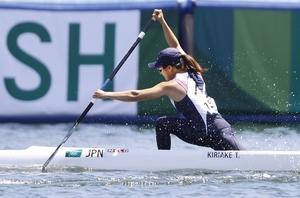 カヌー桐明、準々決勝で敗退