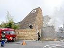 福井県内の温泉施設サウナ部屋で火事