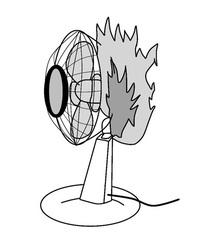 扇風機の危険 劣化すると発火の可能性 教えて!相談員さん