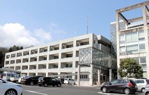 鯖江市役所=福井県鯖江市