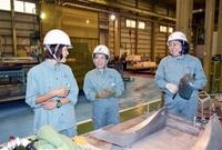 福井鐵工(福井) 溶接現場に女性の力 安全性や生産性向上へ ふくい企業戦略