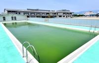 福井県内8市町、プール学習取りやめ
