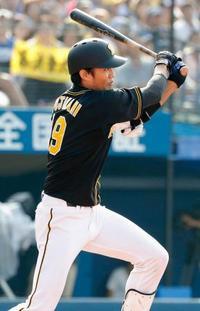 阪神の藤浪投手が満塁本塁打