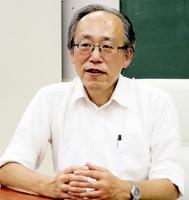 東京学芸大理科教員高度支援センター元特命教授の川角博さん