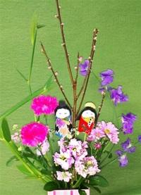 春の花飾り作ろう 11日、越前市で講習
