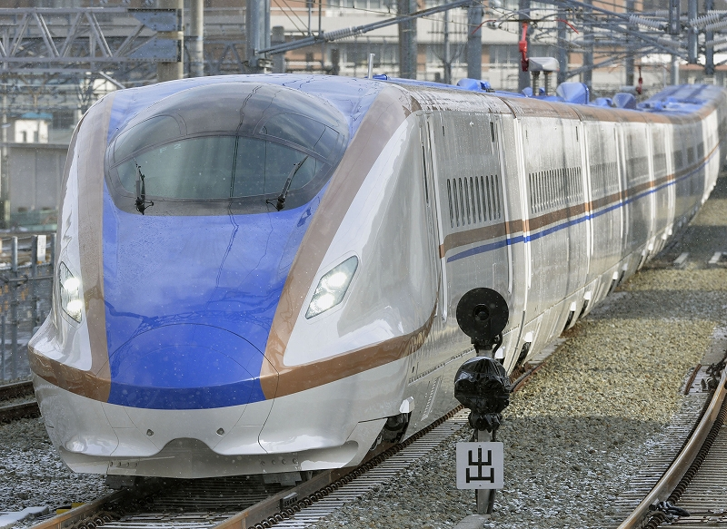 北陸 新幹線 計画 運休