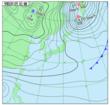 5日夜から福井県嶺北平地でも積雪