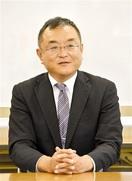 勝山市長選 候補者2人の横顔 松村 治門氏(52…
