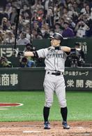 イチロー7年ぶり日本出場