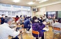 タブレット授業へ 教員まず操作研修 鯖 江