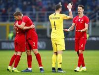 サッカー、ポルトガルが準決勝へ