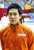 トランポリン五輪代表堺4位通過