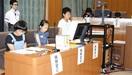 裁判官なりきり児童が質問、判決 福井地裁で模擬体験