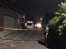鯖江の住宅に男侵入、女性殴り逃走