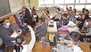 エジプト教員、日本の小学校に驚き