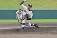 【写真】高校野球、三国―大野